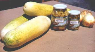 Senfgurken Mustard Pickles German Recipes Kitchen