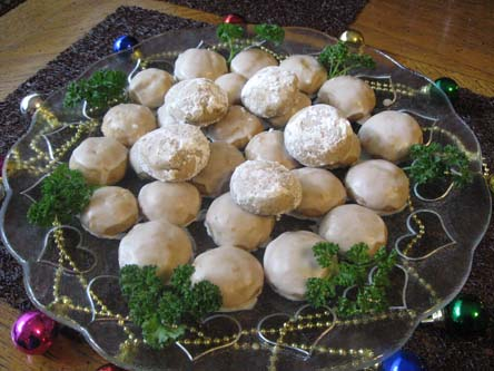 Pfeffernsse german christmas cookies pfeffernsse peppernuts with step by step pictures forumfinder Choice Image