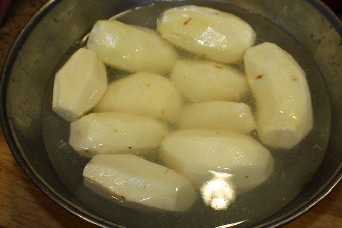German Potato Dumplings Recipe — Dishmaps