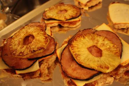 Hawaiian Schnitzel