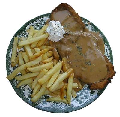 Rahm schnitzel