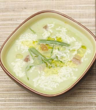 recipe green bean soup