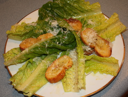 original recipe for caesar salad. Black Bedroom Furniture Sets. Home Design Ideas