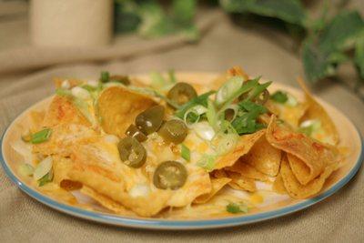 love nachos haha