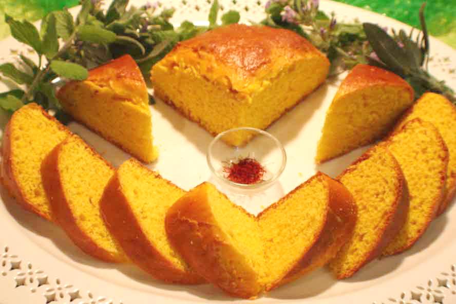 recipe: paska recipe with saffron [19]