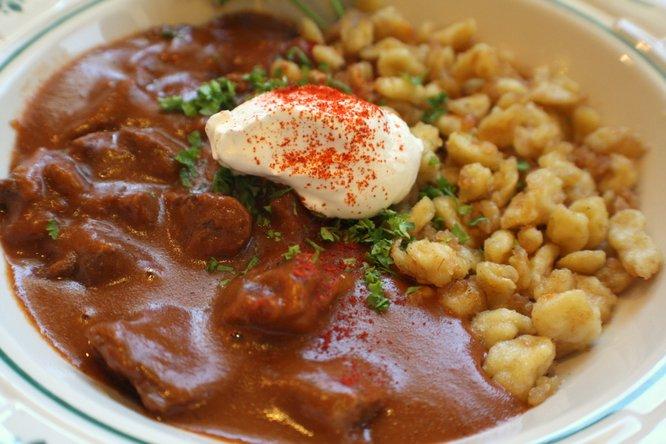 Cooks Kitchen Goulash Recipe