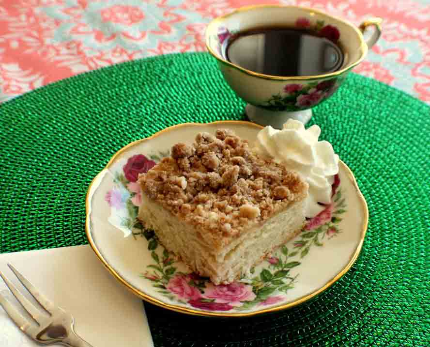 Streusal Kuchen Butter Kuchen