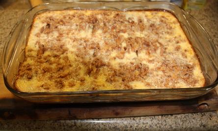 Apple kuchen yeast dough